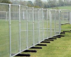 Temporary Fencing Hire - Mesh Fencing