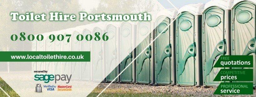 Portable Toilet Hire Portsmouth