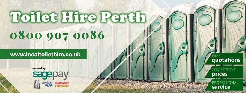 Portable Toilet Hire Perth